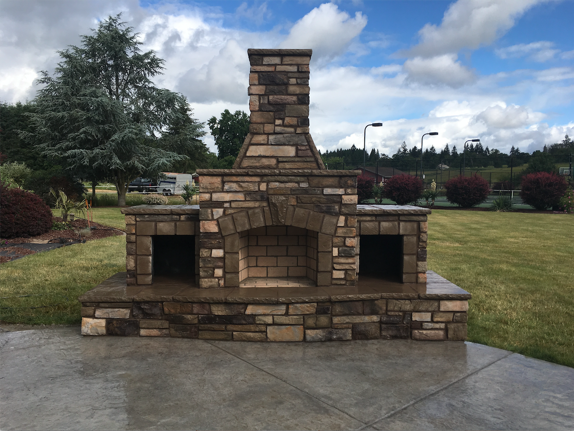 Outdoor Fireplaces Chimney Sweep Amp Masonry Services